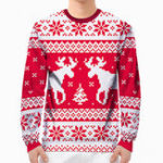 New Men Christmas Hoodies Sweatshirts