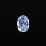 New 18*25mm White Zircon Sapphire Diamond Oval Cut Loose Gemstones AAA Craft Decorations