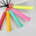 New Xiaomi Dooot 3Pcs/set Badminton Handle Grip Tape Anti-slip Sports Ball Racket Sweatproof Bandage Gel