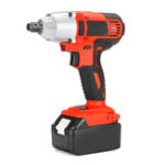 New 168V 280N.M Electric Wrench 1/2 Inch Cordless Power Wrench Tool
