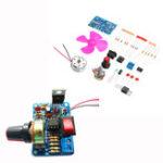 New DIY LM358 DC Motor Speed Controller Kit DC Motor Speed Module Kit