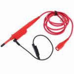 New P2300C 5kV 100X 300MHz High Voltage Oscilloscope Probe Passive Clip Probe High Precision Test Tool Oscilloscope Clip