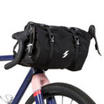New SAHOO 900D Twill 3-5L Cycling Bicycle Basket Handlebar Bag Tear-Resistant Waterproof Bike Bag