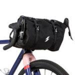 New SAHOO 900D Twill 3-5L Cycling Bicycle Basket Handlebar Bag Tear-Resistant Waterproof Bike Bag