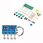New DIY NE5532 Front Board Amplifier Front Board Spare Parts Kit