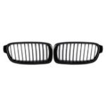 New Pair Gloss Black Front Kidney Grille For BMW F30 F31 F35 320i 328i 330i