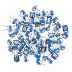 New 325Pcs 100-1M 13 Values Each 5 Adjustable Resistor Package 065 Adjustable Potentiometer