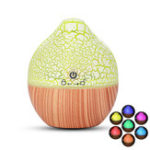 New 7 Colors LED Ultrasonic Aroma Humidifier Air Aromatherapy Essential Oil Diffuser