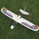 New DN HXZ 1000 1000mm Wingspan EPP Trainer Beginner FPV RC Airplane KIT