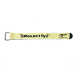 New FLYWOO KEV LAR 20x200mm Lipo Battery Tie Down Strap for RC Drone FPV Racing