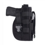New Adjustable Tactical Holster Wrap-around Thigh Leg Holster Pouch Outdoor Accessory Package Field Equipment