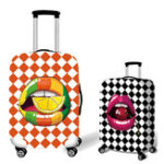 New 18-32 Inch Polyester Elastic Luggage Cover Travel Suitcase Dustproof Protector Sleeve