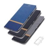 New Bakeey™ Flip Cloth Pattern PU Leather Card Holder Full Body Protective Case for Huawei Mate 20