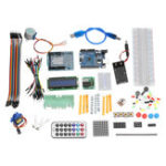 New DIY KIT1 UNOR3 Basic Starter Learning Kit Starter Kits for Arduino