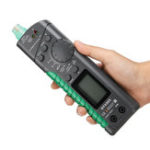 New DY2203 LCD Screen Digital Multimeter Car Electric Circuit Tester Power Probe