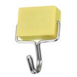 New 2KG Strong Magnetic Metal Home Hooks Hanger House Door Magnet Hooks Key Hat Holders