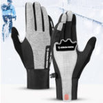 New DB31 Tactical Winter Glove Non-slip Keep Warm Windproof Waterproof For Outdoor Sports Skiing Riding