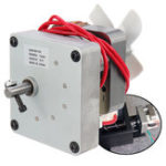 New 120V 60Hz Replacement Auger Motor For Pit Boss Electric Wood Pellet Smoker Grill