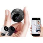 New A9 Mini WIFI HD 1080P Wireless IP Camera Home Security Night Vision 150° Wide Angle