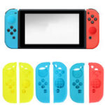 New Left Right Replacement Hard Housing Shell Case Cover for Nintendo Switch Joy-Con Gamepad