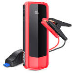 New AUDEW 20000mAh 1500A LCD Power Display Car Jump Starter