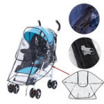 New Full Around Waterproof Dust Rain Cover Universal For Babyzen YOYO Stroller Pram