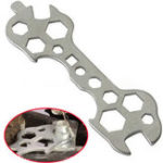New 15 in 1 Practical Bicycle Cycling Bike Flat Hexagon Wrench Set Steel Hexagon Spanner Hand Repair Too