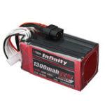 New AHTECH Infinity RS Force V2 22.2V 1300mAh 120C 6S Lipo battery XT60 Plug for FPV RC Drone