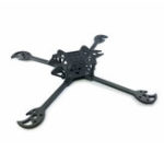 New FLYWOO Vampire 230mm 5 Inch FPV Racing Frame Kit 5mm Arm Supports Foxeer Monster Mini Pro
