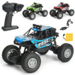 New 1PC MG A601 1/20 2.4G 4WD 15km/h Rc Car Rock Crawler Climbing Off-road Truck RTR Toy
