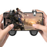 New USAMS Phone Gamepad Joystick Game Trigger Controller For PUBG Mobile Phone Game