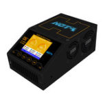 New HOTA D6+ AC 300W DC 2X325W 2X15A Dual Channel Smart Battery Charger Discharger