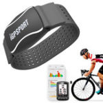 New iGPSPORT HR60 Heart Rate Monitor Bracelet Electric Smart Blood Pressure Monitor Band Waterproof Outdoor Sport Fitness
