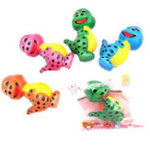 New Squishy Dinosaur Random Color 12.5*8*5.5cm Slow Rising Toy With Packing Bag