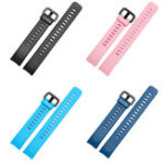 New Bakeey Replacement Silicone Colorful Watch Band Strap for Huawei Honor Smart Watch Band 4