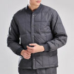 New Mens Business Thick Warm Stand Collar Casual Coats
