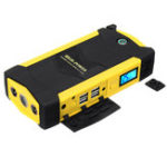New 4USB Car Jump Starter 82800mAh Jump Starter Battery Pack Portable Boaster Power Bank Dual Start