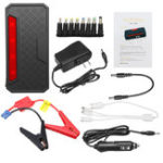 New 12V 68800mAh Auto Jump Starter Emergency Light Battery Booster Auto Power Bank Charger