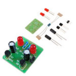New 5pcs DIY Multi Harmonic Oscillator Scintillator Module DIY Electronic Production Bistable Training Kit