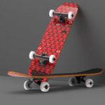 New Xiaomi ACTON B1 Skateboard Maple Board Shock Proof Board Four-Wheel Skate Board Outdoor Sport Tool Max Load 100kg