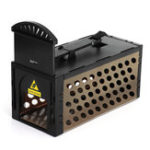 New Detachable Mousetrap Live Rodent Trap Rat Mice Rodent Zapper Repel Rat Killer Mouse Trap