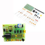 New DIY NE555 Multichannel Waveform Generator Kit Electronic System Training Starter Kits