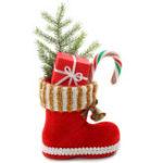 New Banggood Christmas Lucky Socks Lighting Christmas Tree Light