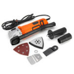 New 500W 220V Electric Multifunction Oscillating Tools Kit Multi-Tool Grinding Cutting Machine