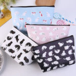 New Women Travel Cosmetic Bag Makeup Case Zipper Handbag Organizer Storage Pouch Toiletry Wash Bag