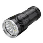 New 18x XML T6 200000LM Powerful LED Flashlight Supwildfire Hunting Tactical Flashligt 18650 Torch