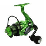 New ZANLURE XF2000-5000 5.5:1 13+1BB Left/Right Hand Fishing Reel Pre-Loading Spinning Fishing Wheel