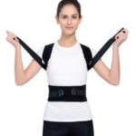 New IPRee® Magnetic Correction Belt Back Support Hunchback Fixation Belt Posture Adjustable Correction Belt Strap