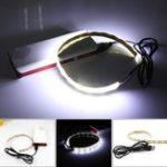 New GreeThink 30cm 4000-4500K White 5050 High Light LED Strip Light 5V USB Power Support For RC Drone