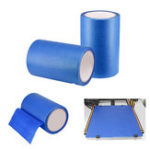 New 160mm*30m Blue Reprap Bed Tape High Temperature Resistance Masking Tape for 3D Printer